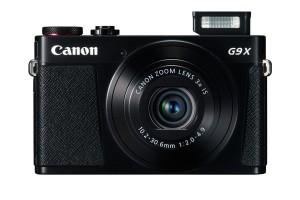PowerShot G9 X BK FRT 02